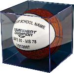 Economy Basketball Display